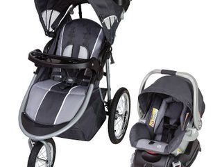 Baby Trend Jogger Travel System Gray