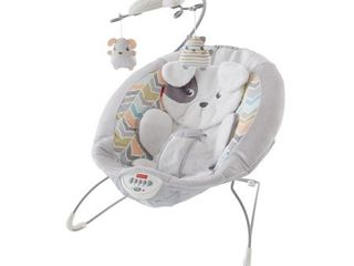 Fisher Price Deluxe Bouncer  Sweet Snugapuppy Dreams