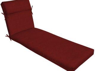 Allen   Roth Patio Chaise lounge Chair Cushion 1143998 8417 04396053
