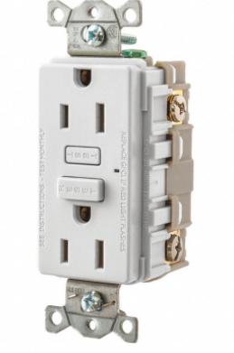 GFCI 15A 125V Outlet