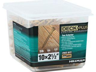 Deck Plus Wood Screws
