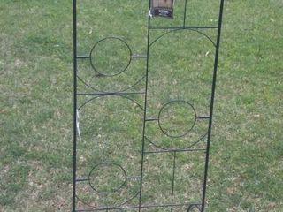 Garden Craft Gothic Patio Trellis 60in x 20in Set of 3