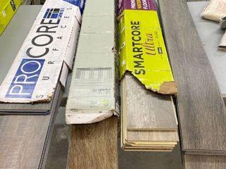 Miscellaneous Flooring 4 Open Boxes