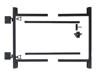 Adjust A Gate Steel Frame Gate Building Kit  36 60  Wide Opening Up To 4  High