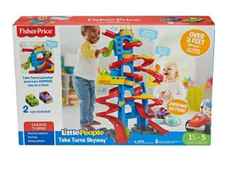 fisherprice little people take turns skyway unknown if complete