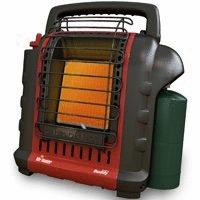 Mr  Heater Buddy Heater 9K BTU Propane Fueled  Red  MH9BX