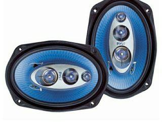 Pyle Blue label Pl6984Bl 6x9 four way speaker system