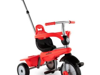 Smart Trike Breeze 3 In 1 Tricycle Red