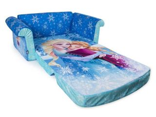 frozen marshmallow fold out couch