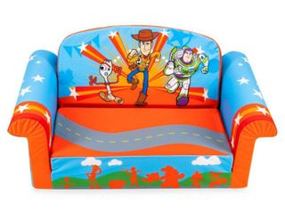 Marshmallow Toy Story 4 Furniture Flip Open Sofa