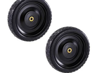 GORIllA CARTS 13 in  No Flat Replacement Tire for  2 Pack