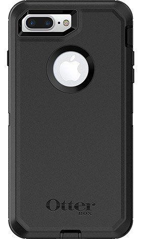 Otterbox Defender Series Case for iPhone 8 Plus 7 Plus  Black  RETAIl  59 95