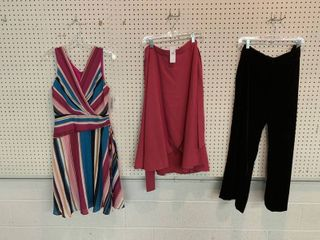 3  NWT Size 4 Pieces   1 Dress  1 Skirt  1 Pair Pants  Combined MSRP  194 99