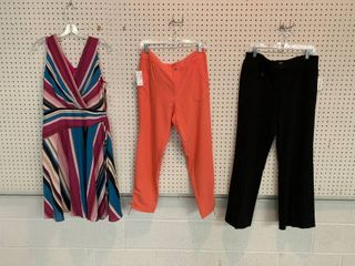 3  NWT Size 8 Pieces   1 Dress  2 Pairs Pants  Combined MSRP  139 99