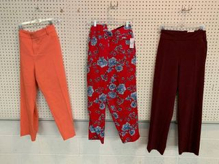 3  NWT Size 20W Pieces   3 Pairs Pants  Combined MSRP  124 99