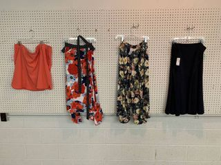 3  NWT Size 3X Pieces   2 Skirts  1 Skort  1 Pair Pants  Combined MSRP  169 99