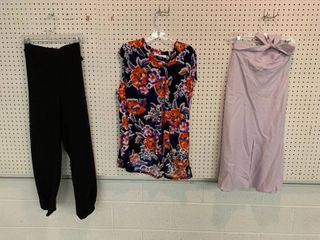 3  NWT Size 3X Pieces   1 Blouse  1 Skirt  1 Pair Pants  Combined MSRP  129 99