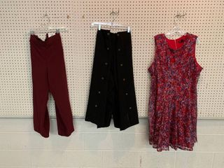 3  NWT Size 22W Pieces   1 Dress  2 Pairs Pants  Combined MSRP  189 99