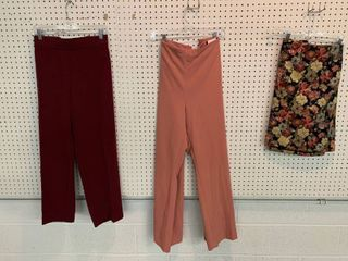 3  NWT Size 22W Pieces   2 Pairs Pants  1 Skirt  Combined MSRP  149 99