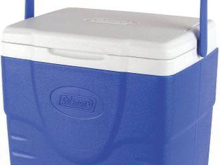 Coleman Excursion Portable Cooler  9 Quart  RETAIl  19 99   READ