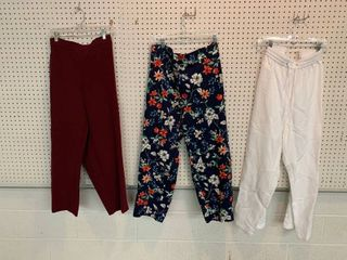3  NWT Size 24W Pieces   3 Pairs Pants  Combined MSRP  134 99