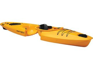 Martini GTX Sit In Modular Kayak   Solo  Yellow   FRONT SECTION ONlY
