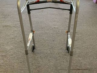 NEW Foldable Height Adjustable Walker