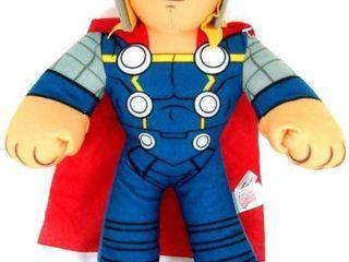 Marvel 9 Inch Avengers Assemble Thor Stuffed Plush Doll