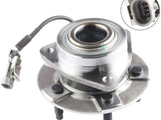 MOSTPlUS Wheel Bearing Hub Front Wheel Hub and Bearing Assembly 513189 Compatible for A Equinox Torrent Vue with ABS 5 lug Driver or Passenger Side  RETAIl  37 88