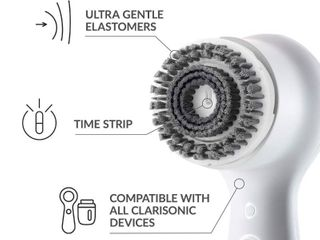 Clarisonic Charcoal Facial Cleansing Brush Head Replacement  RETAIl  29 00