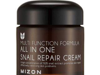 2 JARS Mizon Multi Function All in One Snail Repair Face Cream  RETAIl  33 80