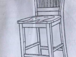 Wood Kitchen Chair