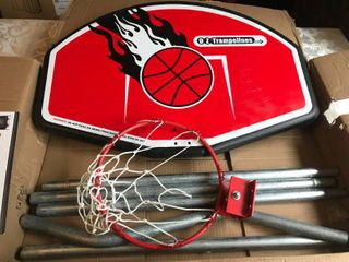 Trampoline Basket Ball