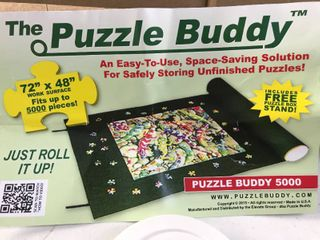 The Puzzle Buddy