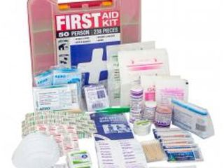 Sas Safety 6050 50 person First aid Kit