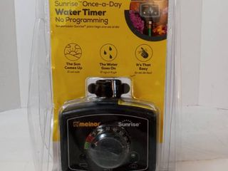 Melnor Sunrise Once a day Water Timer No Programming