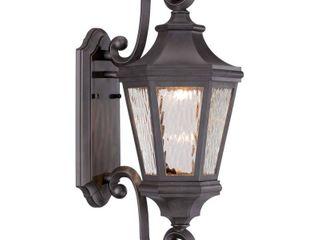 Minka lavery 71822 143 l Hanford Pointe lED Outdoor lantern  Oil Rubbed Bronze Finish
