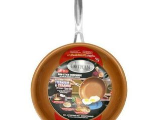 Gotham Steel Copper Non stick 9 5 inch Fry Pan Ti Cerama