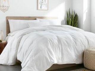 Colossal King Oversized Down Alternative All Season Baffle Box Comforter Retail 133 99