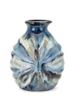 Myla multi color small vase