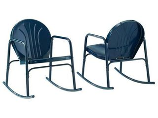 Griffith 2Pc Rocking Chair Set Retail 192 49