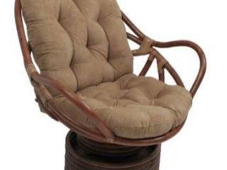 Blazing needles 48 in solid swivel rocker cushion  Cushion only