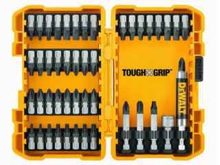 Dewalt Dwa46set Tough Grip 46 piece Screwdriver Bit Set