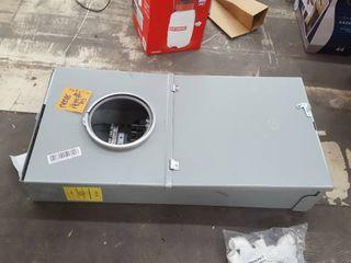 GE Electrical Breaker Box