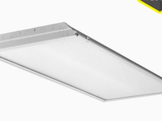 lithonia lighting 2gtl led Troffer  actual  45 in X 21 24 in X 3 25 in