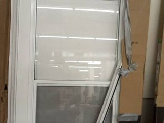 larson Storm Door 83x32 in White