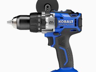 Kobalt 1 2 in Brushless Drill Driver Model   KDD 524B 03