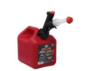 GarageBOSS Press  N Pour 1  Gallon Gas Can