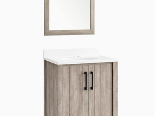 Style Selection Vanity with Top Mirror 0900414