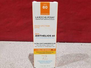 la Roche posay Anthelios 60 1 7 Fl Oz